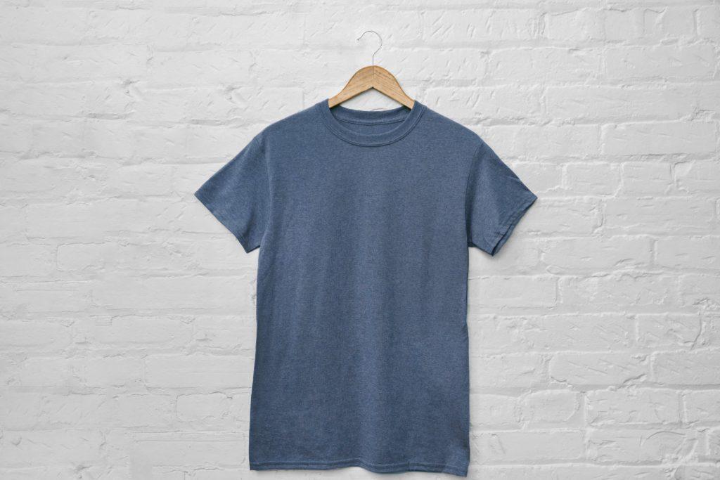 無地Tシャツ参考画像